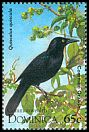 Cl: Common Grackle (Quiscalus quiscula)(Out of range and no other stamp)  SG 1946 (1995) 30