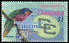 Cl: Imperial Parrot (Amazona imperialis)(Endemic or near-endemic)  SG 3344 (2003)