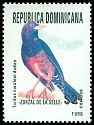 Dominican Republic <<Zorzal de la Selle>> SG 1982 (1996) ss: dodae
