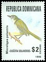 Dominican Republic <<Ciguita colaverde>> SG 1985 (1996)