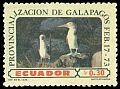 Cl: Blue-footed Booby (Sula nebouxii)(Endemic or near-endemic)  SG 1524 (1973) 55
