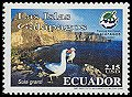 Cl: Nazca Booby (Sula granti) <<Piqueri Patas Azules>> (Endemic or near-endemic)  SG 2757 (2005) 1150 [5/3]