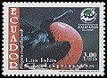 Cl: Magnificent Frigatebird (Fregata magnificens)(Repeat for this country)  SG 2758 (2005) 1600 [5/3]