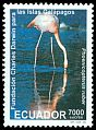 Cl: Caribbean Flamingo (Phoenicopterus ruber)(Repeat for this country)  SG 2346 (1999) 825