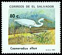 Cl: Great Egret (Ardea alba) SG 2233 (1993) 50