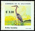 Cl: Great Blue Heron (Ardea herodias) SG 2235 (1993) 140