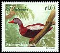 Cl: Black-bellied Whistling-Duck (Dendrocygna autumnalis) SG 2450 (1999) 50