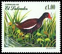 Cl: Common Moorhen (Gallinula chloropus) SG 2446 (1999) 50