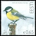 Cl: Great Tit (Parus major) <<Rasvatihane>>  SG 795 (2016)  [10/13]