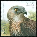 Cl: European Honey-buzzard (Pernis apivorus) <<Herilaseviu>>  SG 769 (2015)  [10/1]