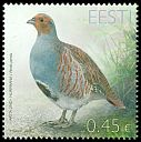 Cl: Grey Partridge (Perdix perdix) <<Nurmkana>>  SG 704 (2013)  [10/30]