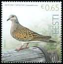 Cl: European Turtle-Dove (Streptopelia turtur) <<Turteltuvi>>  SG 824 (2017)  [10/30]