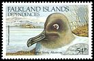 Cl: Light-mantled Albatross (Phoebetria palpebrata) SG 128 (1985)