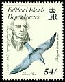Cl: Antarctic Prion (Pachyptila desolata) SG 137 (1985) 225