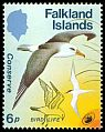 Cl: Black-browed Albatross (Thalassarche melanophris)(Repeat for this country)  SG 492 (1984)