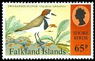 Cl: Two-banded Plover (Charadrius falklandicus) SG 736 (1995) 350