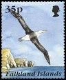Cl: Black-browed Albatross (Thalassarche melanophris)(Repeat for this country)  SG 747 (1995) 300