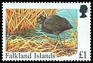 Cl: Red-fronted Coot (Fulica rufifrons) SG 813 (1998) 425