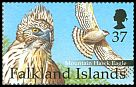 Cl: Mountain Hawk-Eagle (Spizaetus nipalensis)(Out of range)  SG 895b (2001) 425