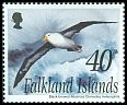 Cl: Black-browed Albatross (Thalassarche melanophris)(Repeat for this country)  SG 942 (2002) 375