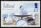 Cl: Black-browed Albatross (Thalassarche melanophris)(Repeat for this country)  SG 988 (2004) 700 [3/6]