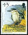 Cl: Black-crowned Night-Heron (Nycticorax nycticorax) SG 911 (2001) 500