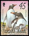 Cl: Gentoo Penguin (Pygoscelis papua)(Repeat for this country)  SG 939 (2002) 200