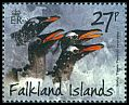 Cl: Gentoo Penguin (Pygoscelis papua)(Repeat for this country)  SG 1203 (2011) 150 [8/20]