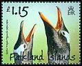 Cl: Gentoo Penguin (Pygoscelis papua)(Repeat for this country)  SG 1205 (2011) 475 [8/20]