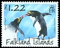 Cl: Macaroni Penguin (Eudyptes chrysolophus)(Repeat for this country)  SG 1400 (2018) 375 [11/40]