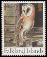 Cl: Barn Owl (Tyto alba)(Repeat for this country)  SG 1000 (2004) 700 [3/27]