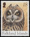 Cl: Short-eared Owl (Asio flammeus)(Repeat for this country)  SG 997 (2004) 299 [3/27]