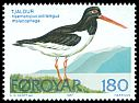 Faroe Is <<Tjaldur>> SG 28 (1977)