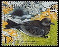 Cl: Leach's Storm-Petrel (Oceanodroma leucorhoa)(Repeat for this country)  SG 481 (2005)  [3/58]