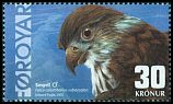 Cl: Merlin (Falco columbarius subaesalon) <<Smyril>>  SG 442 (2002)