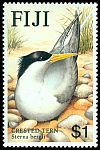 Cl: Great Crested Tern (Sterna bergii) SG 713 (1985)