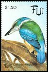 Cl: Collared Kingfisher (Todirhamphus chloris) SG 898a (1994) 425