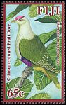 Cl: Crimson-crowned Fruit-Dove (Ptilinopus porphyraceus) SG 1420 (2009)  [4/54]