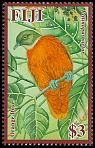 Cl: Orange Dove (Ptilinopus victor)(Endemic or near-endemic)  SG 1422 (2009)  [4/54]