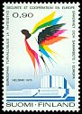 Cl: Barn Swallow (Hirundo rustica)(Repeat for this country)  SG 883 (1975) 160