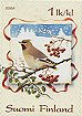 Cl: Bohemian Waxwing (Bombycilla garrulus)(Repeat for this country)  SG 1847 (2006) 425 [5/44]