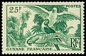 Cl: Military Macaw (Ara militaris)(Out of range)  SG 239 (1947) 875