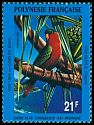 French Polynesia <<Vini ura>> SG 615 (1991)