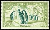 Cl: Emperor Penguin (Aptenodytes forsteri)(Repeat for this country)  SG 16 (1956) 4600