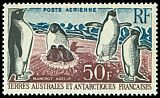 French Southern and Antarctic Territory <<Manchot adelie>> SG 34 (1963)