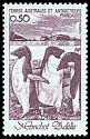 Cl: Adelie Penguin (Pygoscelis adeliae) <<Manchot adelie>> (Repeat for this country)  SG 149 (1981) 300