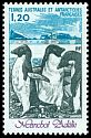 Cl: Adelie Penguin (Pygoscelis adeliae) <<Manchot adelie>> (Repeat for this country)  SG 151 (1981) 300