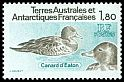 French Southern and Antarctic Territory <<Canard d'Eaton>> SG 173 (1983)