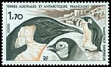 Cl: Emperor Penguin (Aptenodytes forsteri) <<Manchot empereur>> (Repeat for this country)  SG 196 (1985) 425