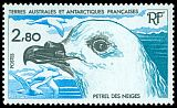 French Southern and Antarctic Territory <<Petrel des neiges>> SG 197 (1985)